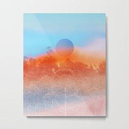 Landscape & gradients XX Metal Print