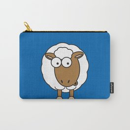 Ooh Zoo – farm-series, Sheep Carry-All Pouch
