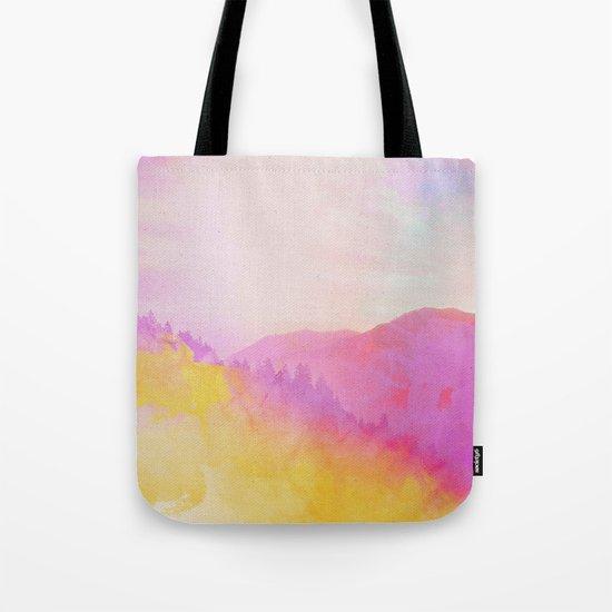 Enchanted Scenery 4 Tote Bag
