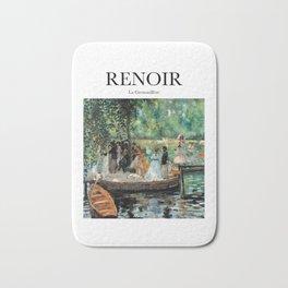 Renoir - La Grenouillère Bath Mat