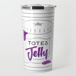 Totes Jelly Jar Travel Mug