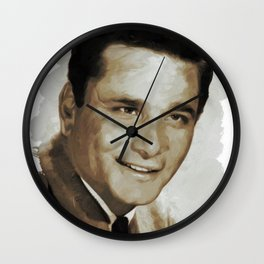 Peter Falk, Actor Wall Clock
