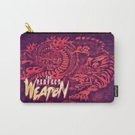 Becoming The Perfect Weapon Carry-All Pouch