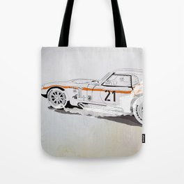 Daytona Coupe_recollection Tote Bag