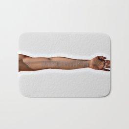 strung Bath Mat