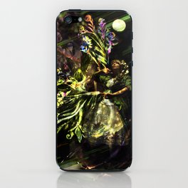 Earth Priestess iPhone Skin