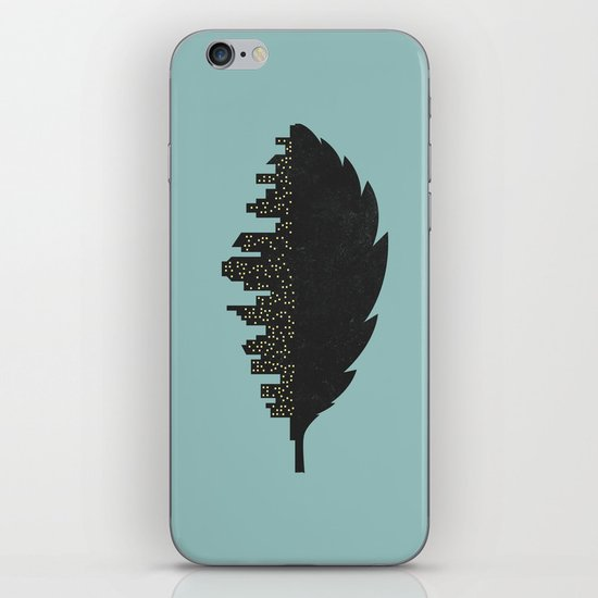 Leaf City iPhone & iPod Skin