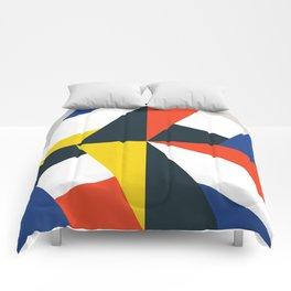 Mid Century Primary 02 Comforters