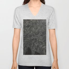 An Ode To You ... When Particles Align Unisex V-Neck