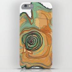 Tree Stump Series 3 - Illustration Slim Case iPhone 6 Plus