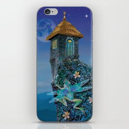 Pilgrimage to the Temple of the Snake iPhone Skin
