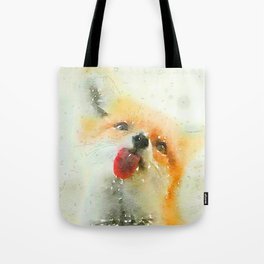 Little foxy Tote Bag