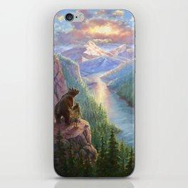 The Last Frontier iPhone Skin