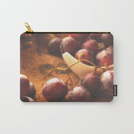 Fresh Grapes food Collection Carry-All Pouch