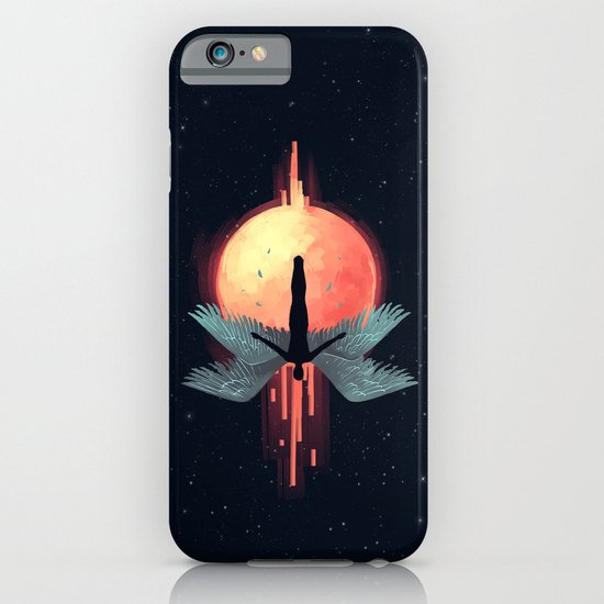 Icarus iPhone & iPod Case