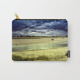 Maldon Estuary Towards the Sea Carry-All Pouch