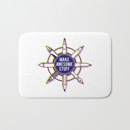 Make awesome stuff Bath Mat