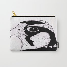 Falcon Face Carry-All Pouch