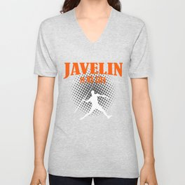 Javelin Is My Life Unisex V-Neck