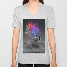 True Colors Within Unisex V-Neck