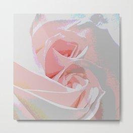 Fine rose Metal Print