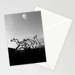 Interpretive Dance Stationery Cards