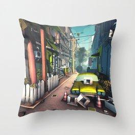 Avenue Throw Pillow