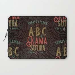 Kama Sutra Lessons Laptop Sleeve