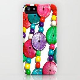 Rosi 2 iPhone Case