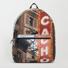 Chicago Theatre Backpack