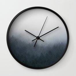 All Over Wall Clock