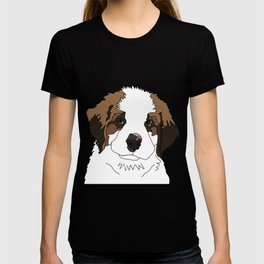 Sully the sweet Saint Bernese T-shirt