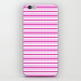 Chatons rose iPhone Skin