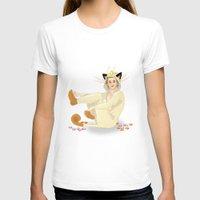 onesie T-shirts featuring Remy + Meowth Onesie by wowcherrim
