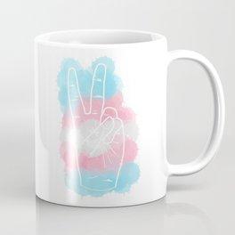 Transgender Pride Coffee Mug