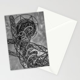 The Arcelormittal Orbit Monochrome Stationery Cards