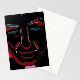 DEATH, DESTROYER OF WORLDS: PORTRAIT Stationery Cards