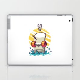 Skate Laptop & iPad Skin