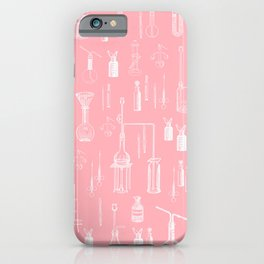 MAD SCIENCE 12 iPhone Case