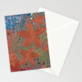 how's that working for you? Stationery Cards