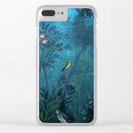 Deliciosa Villa de Livia Clear iPhone Case