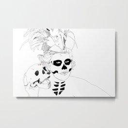 Voodoo Chille  Metal Print