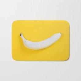 White Banana Bath Mat