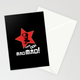 Papa Ooh Mao Mao! Stationery Cards