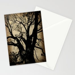 The imaginary tree Stationery Cards