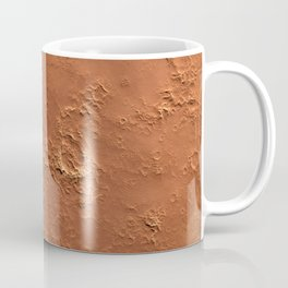 Mars Surface Coffee Mug