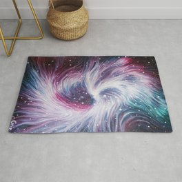 The black hole in the galactic center of Milky way Rug