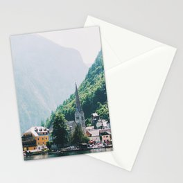 Hallstatt III Stationery Cards