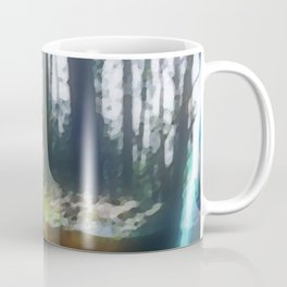 Shades and Rays Coffee Mug