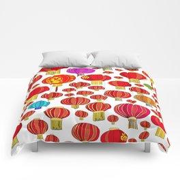 88 LANTERNS Comforters